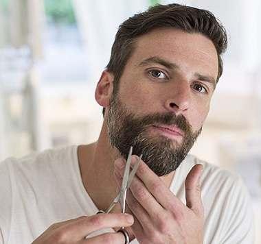 How to grow facial hair