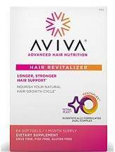 Aviva Advanced Hair Nutrition Supplement Review
