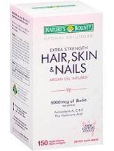 Optimal Solutions Extra Strength Hair, Skin and Nails Review