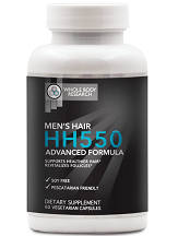 Whole Body Research HH550 Men's Hair Repair Advanced Formula Review