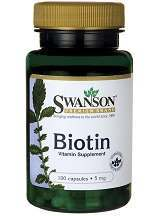 Swanson Biotin Vitamin Supplement Review