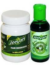 Jeevan Herbals Hair Regrowth Pack Review