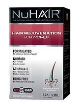 NuHair Hair Rejuvenation Regrowth Tablets Review
