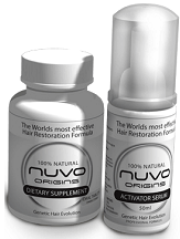 Nuvo Origins Genetic Hair Evolution Professional Formula Review